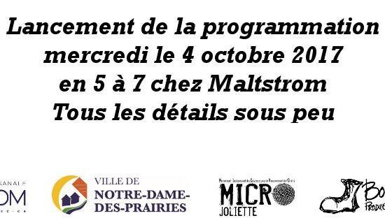 Lancement de la programmation Notre-Dame-de-la-Poésie