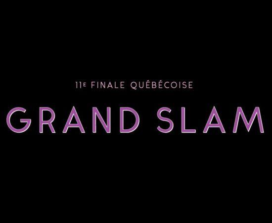 Grand Slam de la Ligue Québécoise de Slam